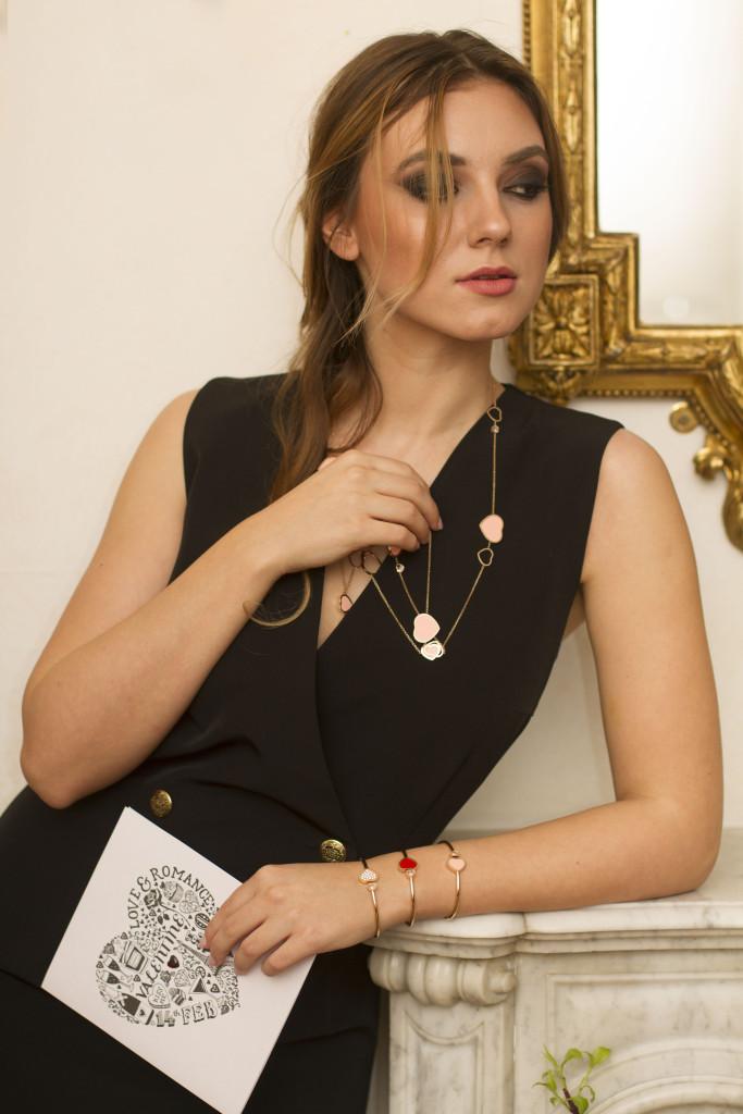 Chopard/ Valentine's Day/ Jewellery / Andreea Cristea